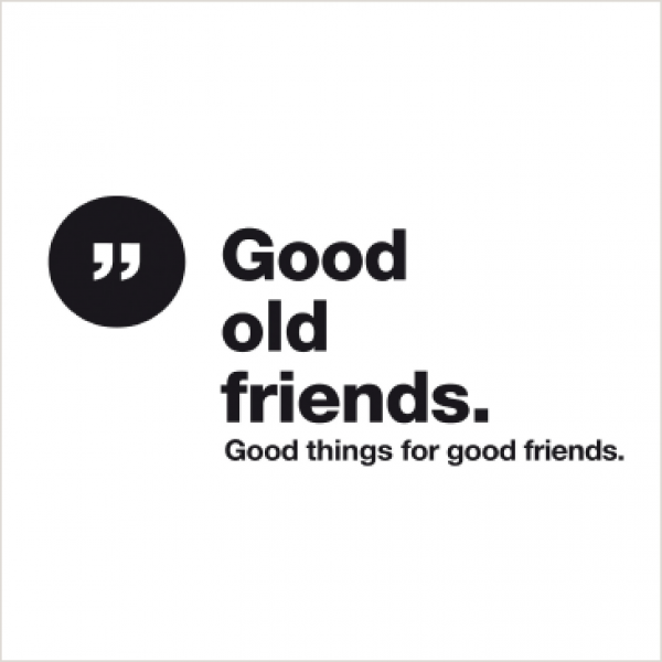 Logo Good Old Friends